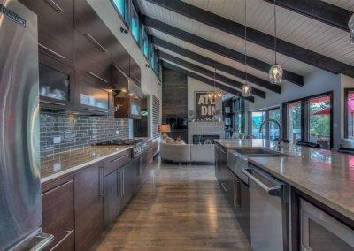 Dark Kitchen Cabinets Elegant 2